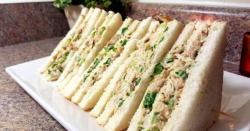 ملائی بوٹی سینڈوچ بنانے کی ترکیب