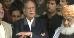 ڈسکہ میں ری پولنگ کا فیصلہ:  جعلی صادق وامین کا پول کھل گیا،پرویز رشید