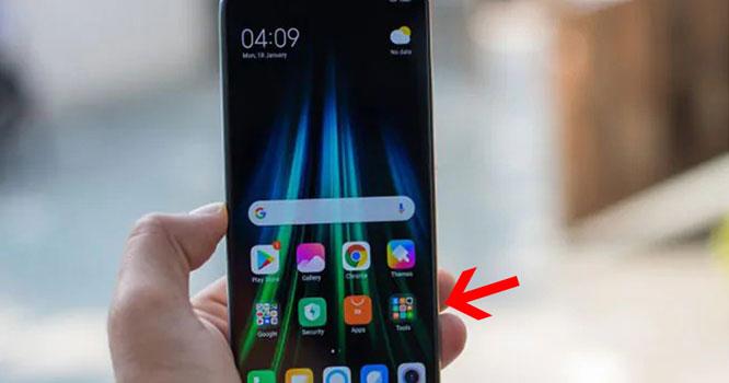 موبائل کاوہ خفیہ بٹن جس کے بارے میں جان کرآپ حیران رہ جائیں گے