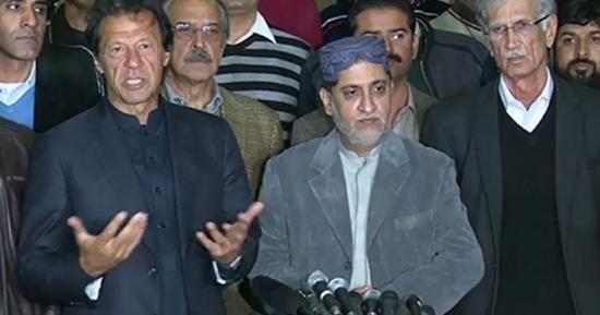 حکومت کی بلوچستان میں پی ڈی ایم کو سینیٹ کی 6نشستیں دینے کی پیشکش