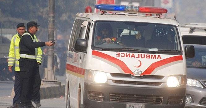 یاللہ خیر ۔۔۔ ایک اور زوردار دھ م ا کہ ۔۔۔ذخمیوں اور ہلاکتوں کی اطلاعات