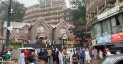 ہفتہ وار تعطیلات، مری اور گلیات میں سیاحوں کا رش