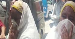 دھماکے کے بعد سے بیٹی کی کوئی خبر نہیں، ماں کا رو روکر برا حال
