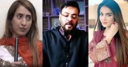 عامر لیاقت نے ہانیہ کے خلاف مقدمہ کرنے کے بعد ویڈیو پیغام کے ذریعے بڑے راز کھول دیئے