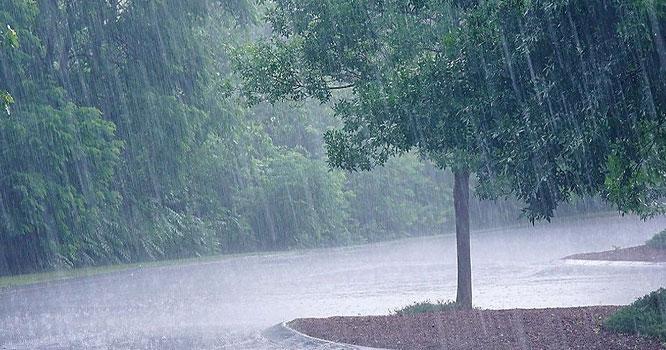 اسلام آباد سمیت ملک کے بعض علاقوں میں آندھی اور گرج چمک کے ساتھ بارش کا امکان ہے۔