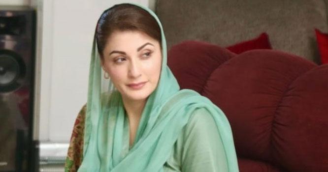 پاکستان کا نام گرے لسٹ میں برقرار رکھنے کے فیصلے پر مریم نواز میدان میں آگئیں ،حکومت کو تنقید کا نشانہ بنا ڈالا