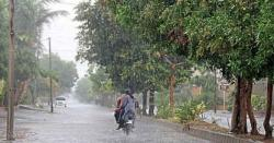 وفاقی دارالحکومت میںبارش ،موسم خوشگوار