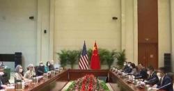 """چین امریکہ تعلقات میں تعطل کی بنیادی وجہ امریکہ میں کچھ لوگوں کا چین کو """"خیالی دشمن"""" سمجھنا ہے"""