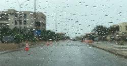کراچی میں صبح بوندا باندی، پنجاب، خیبرپختونخواہ میں تیز بارش کا امکان