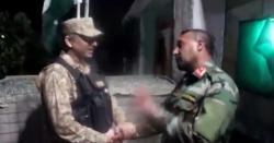 پاکستان نے افغان فوجیوںکی ویڈیوجاری کردی