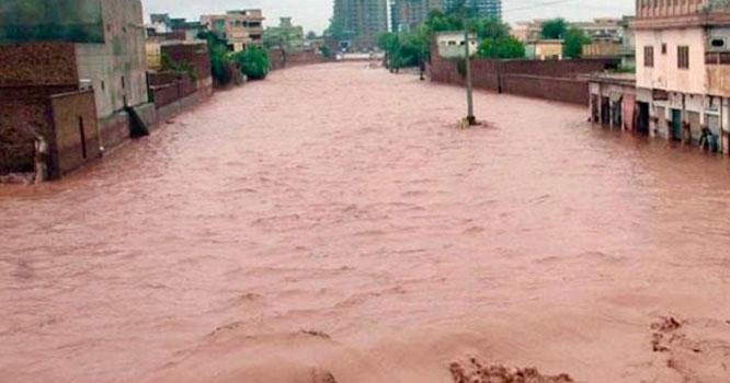 پاکستان کے اس شہر کے عوام سپر احتیاط کریں، ہفتے کے روز ہونے والی موسلادھار بارش صرف شروعات تھی