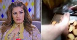 رزق کی بے حرمتی، بھارتی اداکارہ پھٹ پڑیں