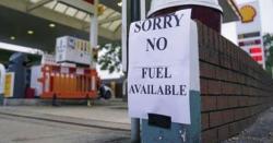 ملک بھر میں پٹرول کا سنگین ترین بحران۔۔۔عوامی ردعمل  سے بچنے کیلئے فوج طلب کرلی گئی،آج کی بڑی خبر